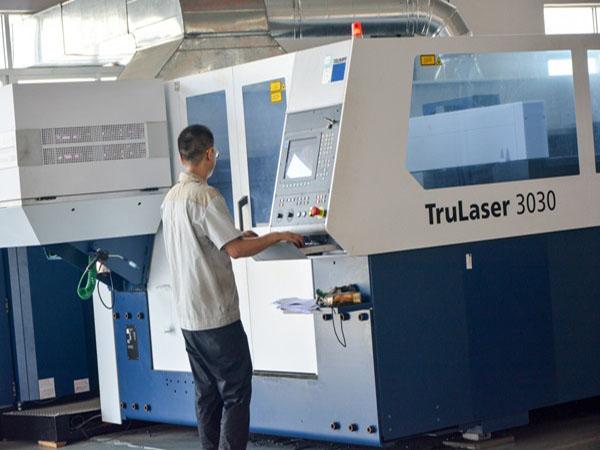 激光切割机加工质量评判标准
