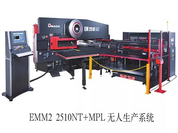钣金制作行业的设备与技术发展